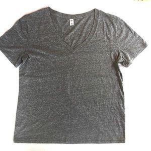 BP V-Neck Short Sleeves Basic T-Shirt.